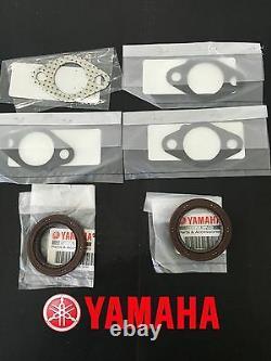 Yamaha Golf Cart Motor Engine Rebuild Kit Rings Gaskets Seals 2000 2009