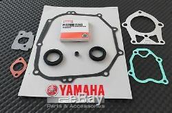 Yamaha Golf Cart Motor Engine Rebuild Kit Rings, Gaskets, & Seals G9 1991-1995