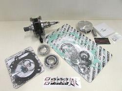 Yamaha Yz 250f Engine Rebuild Kit Wiseco Crankshaft, Piston 2005-2007