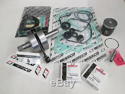 Yamaha Yz 80 Engine Rebuild Kit Crankshaft, Namura Piston, Gaskets 1993-2001
