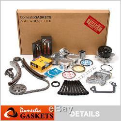 00-08 Kit De Reconstruction Du Moteur Principal Toyota Corolla Celica Matrix Mr2 Vibe 1.8l 1zzfe