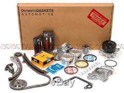 00-08 Kit De Reconstruction Du Moteur Prizm Vibe 1.8l Toyota Corolla Celica Matrix Mr2 1zzfe