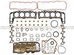 02-03 Dodge Dakota Durango Ram 1500 4.7l Sohc Maître Overhaul Kit Moteur Rebuild