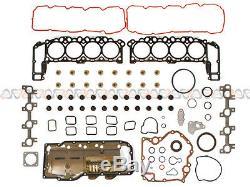 04-07 Dodge Dakota Durango Ram Jeep 4.7l Sohc Maître Overhaul Kit Moteur Rebuild