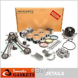 04-07 Dodge Dakota Durango Ram Jeep Chrysler 4.7l Moteur Reconstruction Vin Kit N P