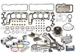 05-12 Jeep Liberty Dodge Durango Dakota 3.7l Moteur Reconstruction Kit K Graphite