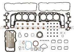 05-12 Jeep Liberty Dodge Ram Durango Dakota 3.7l Master Engine Rebuild Kit Vin K