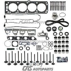 06-08 Chevrolet Suzuki 2.0 Jeu De Joints De Culasse Et De Joint Egr Kit De Moteur A20dms
