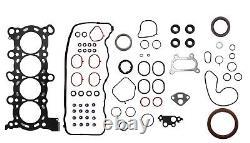 06-11 Honda CIVIC 1.8l R18a1 R18a4 Kit De Remise En État Du Moteur Principal En Métal