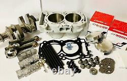 14-17 Xp1000 Xp 1000 Reconstruit Motor Engine Rebuild Kit Complete Top Bottom End