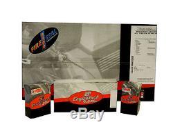 1986-1995 Gm Sbc Chevy 350 5.7l Moteur Rering Reste Kit Roulements Joints 1 Pc
