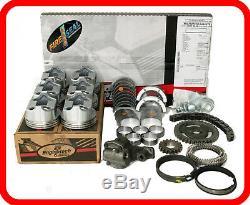 1996-2006 Gmc Chevrolet 262 V6 4.3l Vortec -engine Reconstruire Kit Refonte