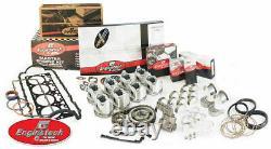 2001-2003 Chevy Gm Camion Car 325 5.3l Avec 4.8 Flattop Piston Ls Kit De Reconstruction Moteur