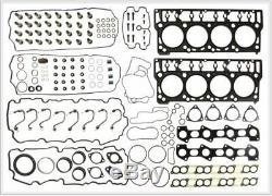 2008-2010 Fits Ford F250 F350 F450 F550 6.4 6.4l Diesel Mahle Kit Moteur
