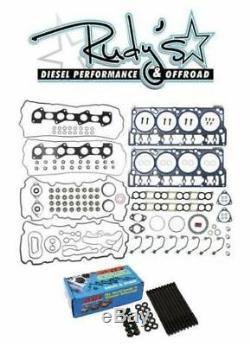 2008-2010 Ford 6.4l F250-f550 Powerstroke Reconstruction Complète Arp Kit Goujons Joints D'étanchéité