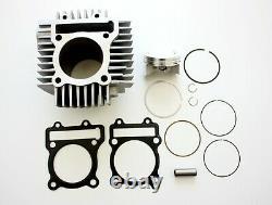 212cc Big Bore Kit Pour Daytona Zs 190cc Moteur De Reconstruction Cylinder Pisotn Joint