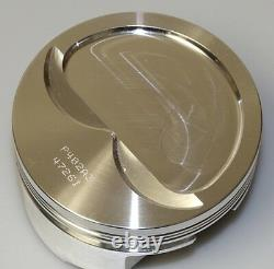 350 355 Assemblage Scat Manivelle 5.7 Tiges Wiseco -10cc Dh 040 Pistons 1pc Rms-350