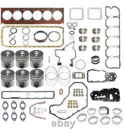 5.9l 24 Valve Vp44 Engine Rebuild Kit 24v-eng-reb Pour Dodge Cummins