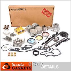 85-95 Toyota 4runner Pick-up Kit De Reconstruction De Moteur Sohc 2,4 L Avec Moteur Sohc 22r 22re 22rec