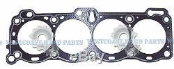 88-92 Isuzu Amigo Rodeo 2.6l 8v 4ze1 Sact Marque Nouveau Master Engine Rebuild Kit