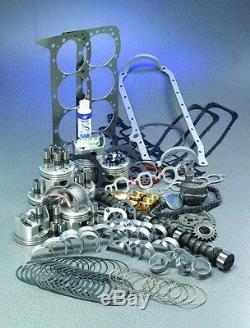 88-95 Convient À La Chevrolet K3500 K1500 Gmc G2500 5,7 350 T. B. I. Kit De Reconstruction Du Moteur