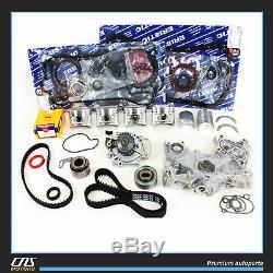 90-93 Honda Accord DX Ex LX Se Moteur Rebuild Kit F22a