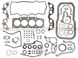 90-95 Kit De Reconstruction Du Moteur De Révision, Toyota Celica Mr2 Camry, 2,2 L, 5sfe