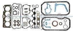 93-97 Toyota Corolla 1.6l 4afe Dohc 16 Valves Full Set Engine Re-ring Kit