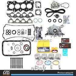 94-01 Kit De Reconstruction Du Moteur Acura Integra Gs-r 1.8l Dact Vtec B18c1