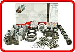 96-02 Chevrolet Gm 350 5.7l V8 Ohv Vortec Maître Moteur Rebuild Kit