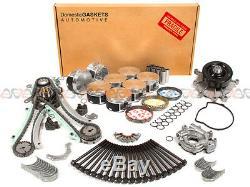 99-03 Kit De Reconstruction Du Moteur De Révision, 4,7 L Pour Dodge Durango Dakota Ram Jeep Cherokee