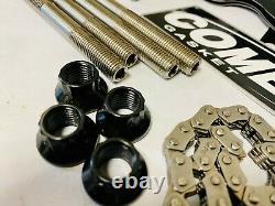 99-04 Trx400ex Trx 400ex Reconstruit Motor Engine Rebuild Kit Complete Top Bottom