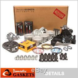 99-06 Chevrolet Express Gmc Sierra 4.3l Kit De Reconstruction Du Moteur Principal Vin Vin W X