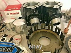 Banshee 4 MIL Cylindres Porteuses Complet Stroker Reconstruit Moteur Kit De Reconstruction