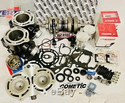 Banshee Motor Engine Rebuild Kit Complet Haut Bas Fin Wiseco Cometic Hotrods