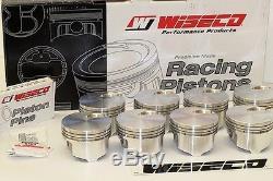 Bbc 496 Assemblage Rotatif Scat Wiseco Pistons Forgés À Plat Top 496 + Ft-4.310-2pc