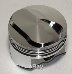 Bbc Chevy 505 Assemblage Totalement Forgé + 20cc Dome 4.350 Pistons 100 Sur 2pc + 4340