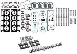 Camshaft & Lifters Installer Kit Pour 2001-2003 Chevrolet Gmc 4.8l 5.3l Camions Vus