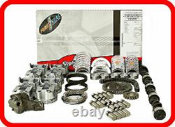 Chevrolet Sbc 400 6.6l V8 Master Engine Rebuild Kit Avec Scène-3 HP Cam