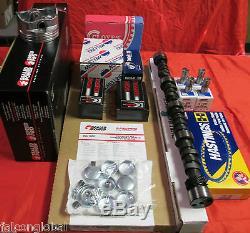 Chevy 5.3 Vortec Master Kit Pistons + Anneaux + Cam + Élévateurs + Timing 1999-01 1st