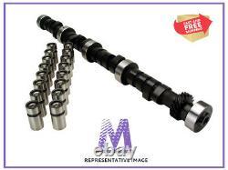 Chevy Sbc 350 5,7 283 305 400 Rv Torque Cam Camshaft & Lifter Kit. 420/. 443 Mtc1