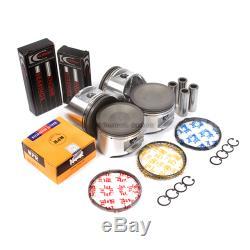 Compatible Avec Le Kit De Reconstruction Du Moteur De Révision, Nissan 240sx, 2,4 Litres, 91-94 Ka24de