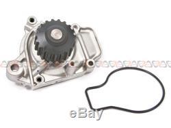 Convient À 88-91 Honda CIVIC Ex Rt Kit De Reconstruction Du Moteur De Révision Pour Le Sohc Si 1.6 Crx Si