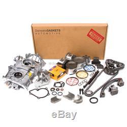 Convient Au Kit De Reconstruction Du Moteur De Révision, Nissan 240sx, 2,4 L, Ka24de
