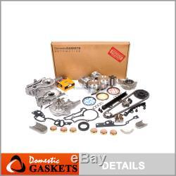Convient Pour 83-84 Toyota Pickup Kit De Reconstruction Du Moteur De Révision, Celica 4runner, 2,4 L 22rec