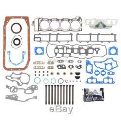 Culasse Et Moteur Reconstruire Fits Kit 85-95 Toyota 4runner Ramassage 2,4 22re