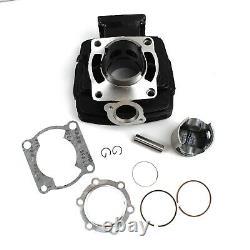 Cylinder Piston Gasket Top End Engine Rebuild Kit Pour Yamaha Dt175 66mm