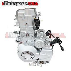 Cylindre Moteur Rebuild Kit Zongshen Loncin Cg250 167fmm 250cc Eau Refroidi Atv