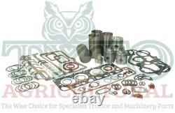 David Brown 995 996 1200 1210 1212 1390 Kit De Reconstruction Du Moteur Tracteur