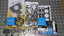 Découverte Sport Range Rover 3.0 Moteur Kit-std Reconstruire. Pistonsx6 -2010 Sur